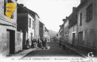 Rue d'en Bas - Contributeur : Guy Gilkin