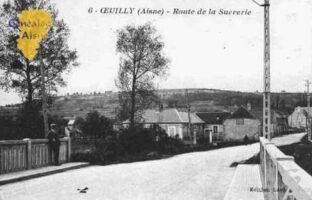 Route de la Sucrerie - Contributeur : Guy Gilkin