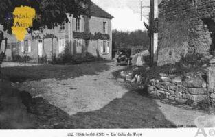 Un coin du village - Contributeur : Guy Gilkin