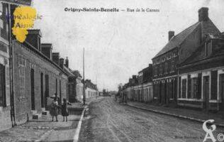 Rue de la Cureau - Contributeur : Guy Gilkin
