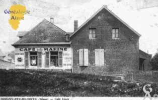 Café de la Marine - Contributeur : Guy Gilkin