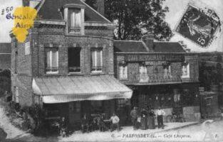 Café Chapron - Contributeur : Guy Gilkin