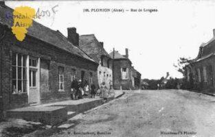 Rue de Longanc - Contributeur : Guy Gilkin