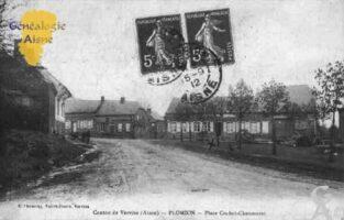 Place Cochet-Chanmerot - Contributeur : Guy Gilkin
