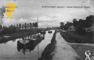 Canal latéral de l'Aisne - Contributeur : Guy Gilkin