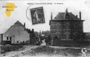 La Brasserie - Contributeur : Guy Gilkin