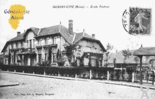 Quessy-Cité - École Pasteur - Contributeur : Guy Gilkin