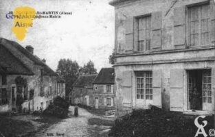 Rue de l'ancienne Mairie - Contributeur : Guy Gilkin