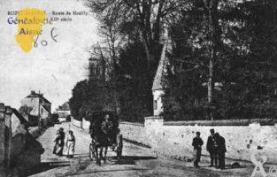 Route de Neuilly - Tourelle du XIIéme Siècle - Contributeur : Guy Gilkin