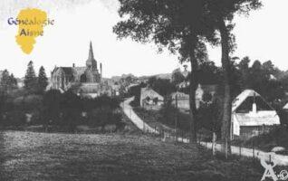 Vue de l'Église - Contributeur : Guy Gilkin