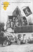 L'Église et Escalier (XIIéme siècle) - Contributeur : Guy Gilkin