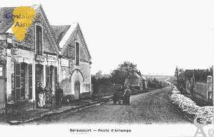 Route d'Artemps - Contributeur : Guy Gilkin