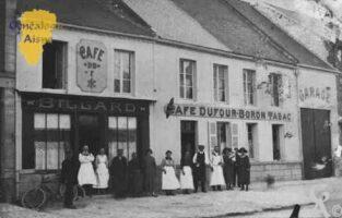 Café / Tabac - Dufour-Boron  - Contributeur : Guy Gilkin