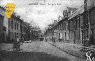 Rue de la Ville - Contributeur : Guy Gilkin