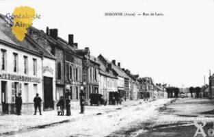 Rue de Laon - Contributeur : Guy Gilkin