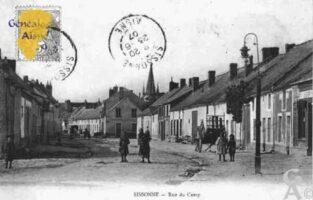 Rue du Camp - Contributeur : Guy Gilkin