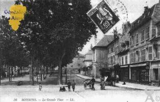 La Grande Rue - Contributeur : Guy Gilkin