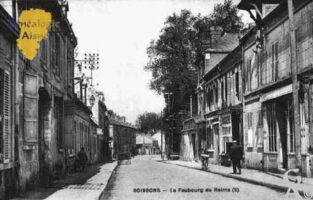 Le Faubourg de Reims - Contributeur : Guy Gilkin