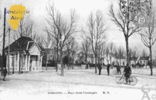 Place Saint-Christophe - Contributeur : Guy Gilkin