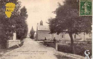 pont de la Somme et entrée du pays - Contributeur : Maryse Trannois
