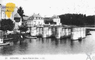 Ancien Pont du Génie - Contributeur : Guy Gilkin