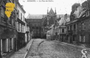 La Place du Cloître - Contributeur : Guy Gilkin