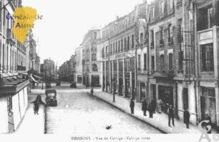 Rue du Collége - Contributeur : Guy Gilkin
