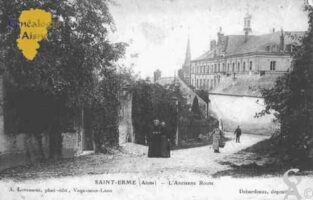 Ancienne Route - Contributeur : Guy Gilkin