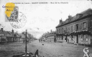Rue de la Chenole - Contributeur : Guy Gilkin