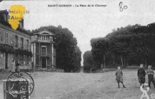 Rue de la Chesnoye - Contributeur : Guy Gilkin