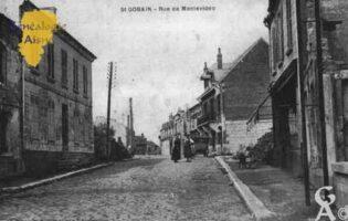 Rue de Montevidéo - Contributeur : Guy Gilkin