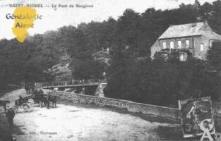 Le Pont de Songland - Contributeur : Guy Gilkin
