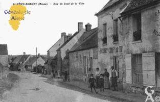 Rue du bout de la Ville - Contributeur : Guy Gilkin