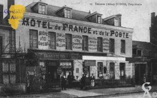 Hôtel de France et de la Poste - Propriétaire