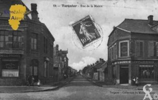 Rue de la Mairie - Contributeur : Guy Gilkin
