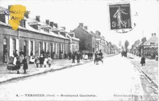Boulevard Gambetta - Contributeur : Guy Gilkin