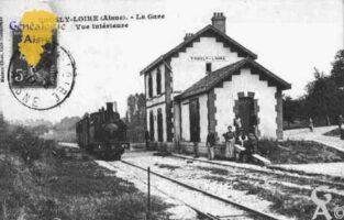 La Gare, vue intérieure - Contributeur : Guy Gilkin