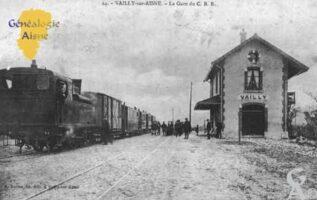 La Gare du C.B.R. - Contributeur : Guy Gilkin