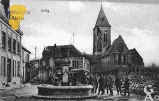 La Place et l'Église - Contributeur : Guy Gilkin