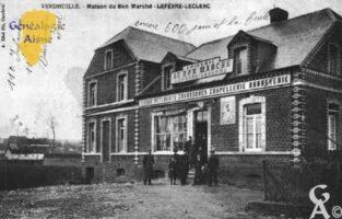 Maison du Bon Marché - Lefèvre-Leclerc - - Contributeur : Guy Gilkin