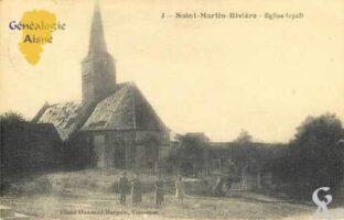 L'Église en 1923 - Contributeur : Serge Hiet