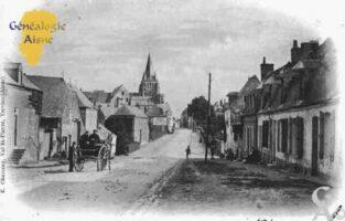 Une vue du village - Contributeur : Guy Gilkin