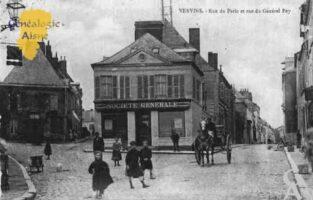 Rues de Paris et du Général Foy - Contributeur : Guy Gilkin