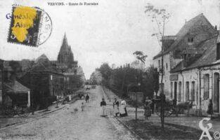 Route de Fontaine - Contributeur : Guy Gilkin