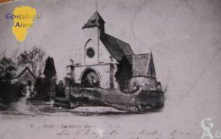 chapelle des Endormis - Contributeur : Archives municipales de Saint-Quentin