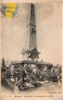 Monument des combattants de 1870 - Contributeur : G.Langlois