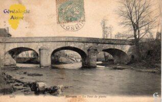 Le pont de pierre - Contributeur : G.Langlois