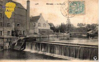 Le moulin - Contributeur : G.Langlois