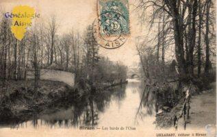 Les bords de l'Oise - Contributeur : G.Langlois