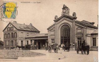 La gare - Contributeur : G.Langlois